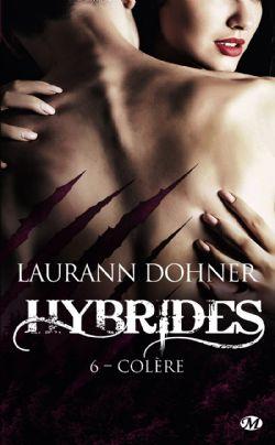 HYBRIDES -  COLÈRE (POCKET FORMAT) 06