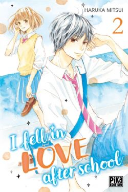 I FELL IN LOVE AFTER SCHOOL -  (FRENCH V.) 02