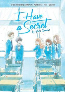 I HAVE A SECRET -  -NOVEL- (ENGLISH V.)