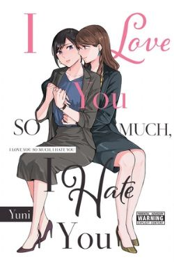 I LOVE YOU SO MUCH, I HATE YOU -  (ENGLISH V.)
