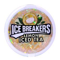 ICE BREAKERS -  ICED TEA - LEMON (1,5 OZ)
