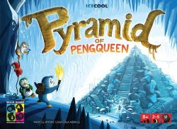 ICECOOL -  PYRAMID OF PENGQUEEN (MULTILINGUAL)