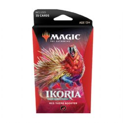 IKORIA : LAIR OF BEHEMOTHS -  RED THEME BOOSTER (35)