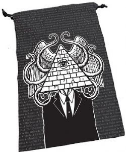ILLUMINATI -  DICE BAG