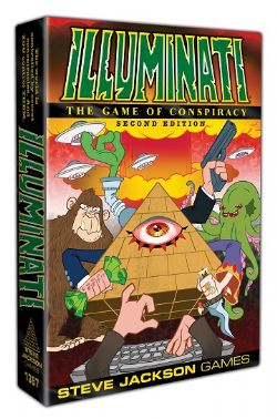 ILLUMINATI -  SECOND EDITION (ENGLISH)
