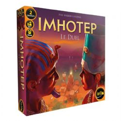 IMHOTEP -  LE DUEL (FRENCH)