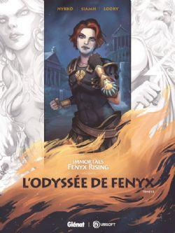 IMMORTALS FENYX RISING -  L'ODYSSÉE DE FENYX 01