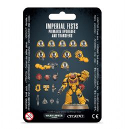 IMPERIAL FISTS -  UPGRADES AND TRANSFERS