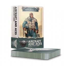 IMPERIAL NAVY CARDS -  AIRCRAFT AND ACES (ENGLISH) -  AERONAUTICA IMPERIALIS