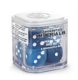 IMPERIAL NAVY DICE SET -  AERONAUTICA IMPERIALIS