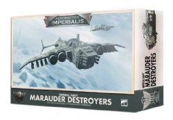 IMPERIAL NAVY -  MARAUDER DESTROYERS -  AERONAUTICA IMPERIALIS