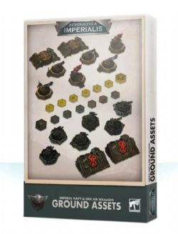 IMPERIAL NAVY & ORK AIR WAAAGH! -  GROUND ASSETS -  AERONAUTICA IMPERIALIS