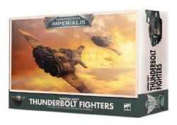 IMPERIAL NAVY -  THUNDERBOLT FIGHTERS -  AERONAUTICA IMPERIALIS