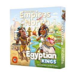 IMPERIAL SETTLERS : EMPIRES OF THE NORTH -  EGYPTIAN KINGS (ENGLISH)