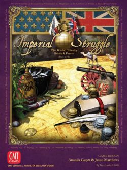 IMPERIAL STRUGGLE THE GLOBAL RIVALRY BRITAIN & FRANCE 1697-1789 (ENGLISH)