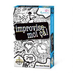 IMPROVISE-MOI ÇA! (MULTILINGUAL)