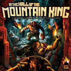 IN THE HALL OF THE MOUNTAIN KING -  BASE GAME (ENGLISH)