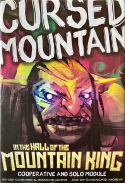 IN THE HALL OF THE MOUNTAIN KING -  CURSED MOUNTAIN (ENGLISH)