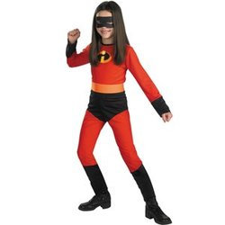 INCREDIBLES, THE -  VIOLET COSTUME (CHILD)