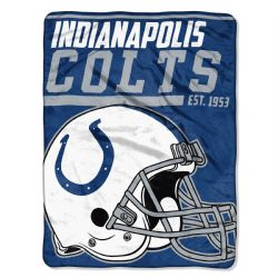 INDIANAPOLIS COLTS -  SUPER SOFT THROW (46