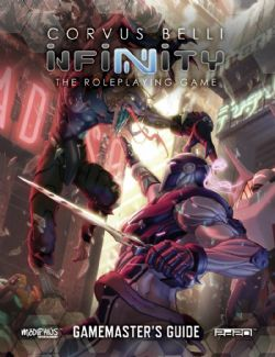 INFINITY RPG -  GAME MASTER'S GUIDE (ENGLISH)