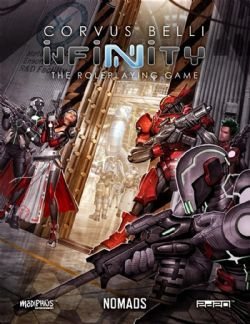 INFINITY RPG -  NOMADS (ENGLISH)