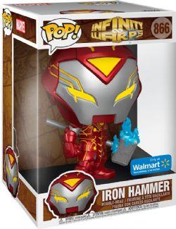 INFINITY WARPS -  POP! VINYL BOBBLE-HEAD OF IRON HAMMER (10 INCH) 866