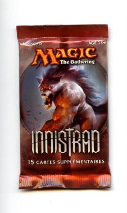 INNISTRAD -  Booster Pack (P15/B36) (french)