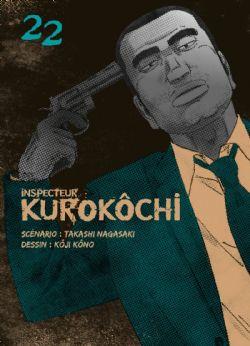 INSPECTEUR KUROKÔCHI -  (FRENCH V.) 22
