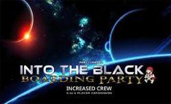 INTO THE BLACK -  INCREASED CREW - 5-6 PLAYER (ENLGISH)
