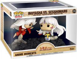 INUYASHA -  POP! VINYL FIGURE OF INUYASHA VS SESSHOMARU (4 INCH) -  ANIME MOMENTS 772