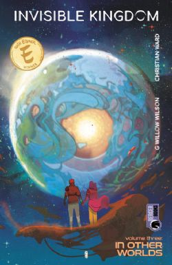 INVISIBLE KINGDOM -  IN OTHER WORLDS TP 03