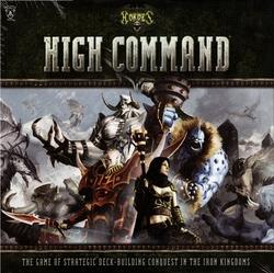 IRON KINGDOMS -  HIGH COMMAND - HORDES -  HORDES