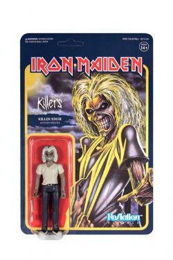 IRON MAIDEN -  KILLERS EDDIE REACTION FIGURE (3 3/3INCH) -  KILLERS