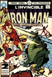 IRON MAN -  ÉDITION 1982 113/114