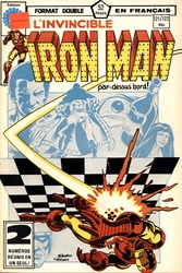 IRON MAN -  ÉDITION 1983 121/122