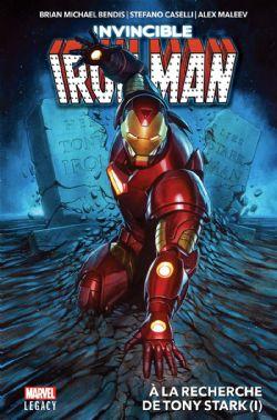 IRON MAN -  A LA RECHERCHE DE TONY STARK -  INVINCIBLE IRON MAN 01