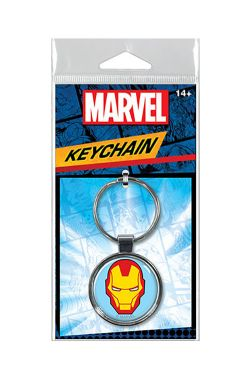 IRON MAN -  FACE KEYCHAIN