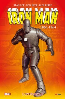 IRON MAN -  INTÉGRALE 1963-1964 (ÉDITION 2020)