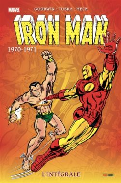 IRON MAN -  INTÉGRALE 1970-1971 (ÉDITION 2021)