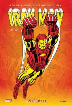 IRON MAN -  INTÉGRALE 1976