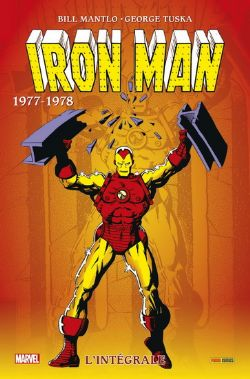 IRON MAN -  INTÉGRALE 1977-1978