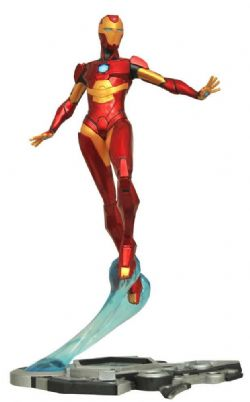 IRONHEART -  IRONHEART PVC STATUE (11INCHES) -  MARVEL GALLERY