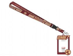 IRONMAN -  STARK INDUSTRIES LANYARD
