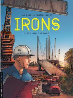 IRONS -  LES SABLES DE SINKIS 02