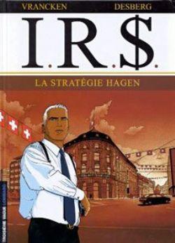 IRS -  LA STRATEGIE HAGEN (PRIX DÉCOUVERTE) 02