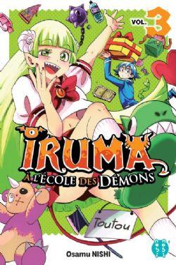 IRUMA À L'ÉCOLE DES DÉMONS -  (FRENCH V.) 03