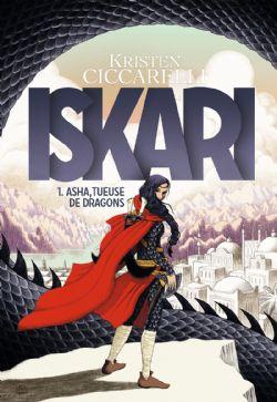 ISKARI -  ASHA TUEUSE DE DRAGONS (GRAND FORMAT) 01
