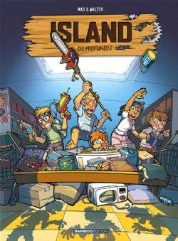 ISLAND -  DE PROFUNDIS 02