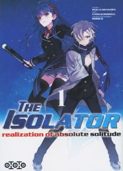 ISOLATOR, REALIZATION OF ABSOLUTE SOLITUDE, THE -  (FRENCH V.) 01